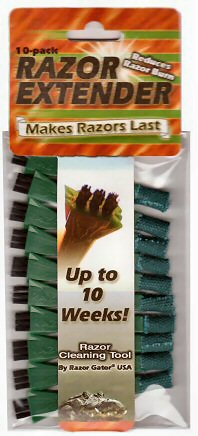 Razor Gator Ten Pack
